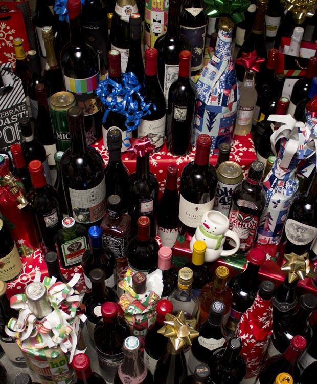 Wine & the HolidaySpirit